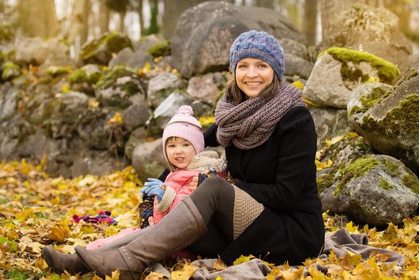 Kadi Toom: olen viimastel aastatel laulnud vähe, sest kasvatan tütart