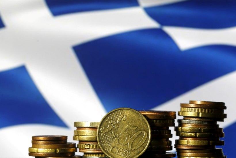 Euroala ministrid pikendasid Kreeka võlgade tagasimaksmisaega