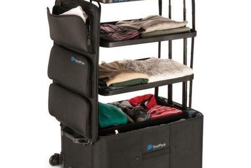 IGA VEIDIGI LAISA REISIMEHE UNISTUS: kohver, mida ei pea lahti pakkima