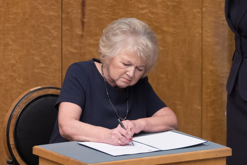 Repinski asendusliige sai riigikogus olla paar nädalat