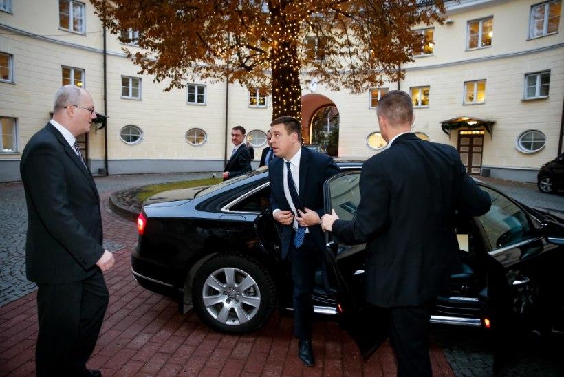 Valitsuse vahetus ei too ministrite ametiautode puhul kaasa muutusi