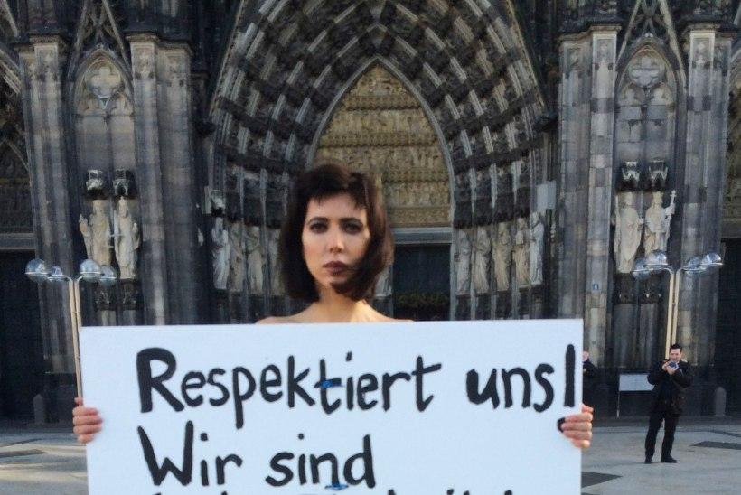 SAKSLASED MURES: põgenikud peavad üksikuid naisi jahisaagiks
