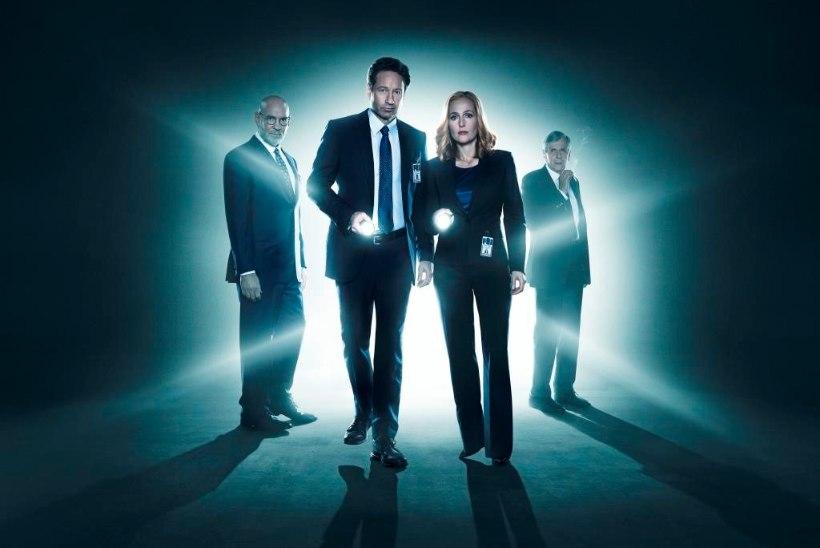 13 AASTAT OOTUST: Mulder ja Scully avavad taas salatoimikuid
