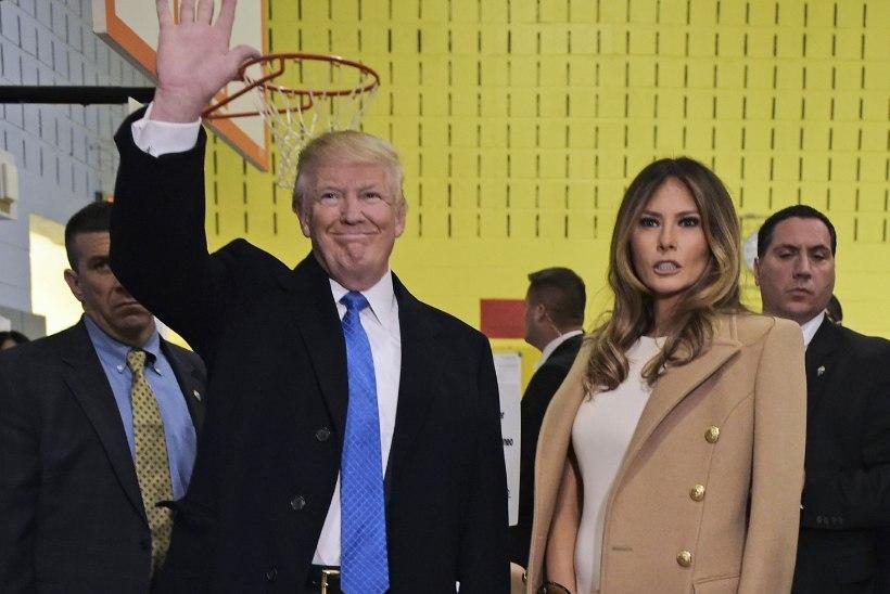 Moeloojad tülis: kes on nõus Melania Trumpile riideid õmblema, kes mitte?