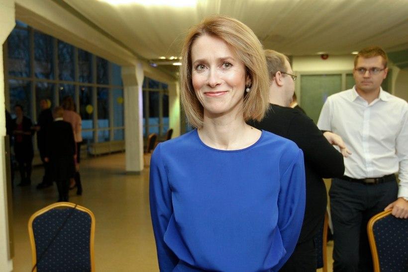 Kaja Kallas toetab Reformierakonna esimehena Hanno Pevkurit