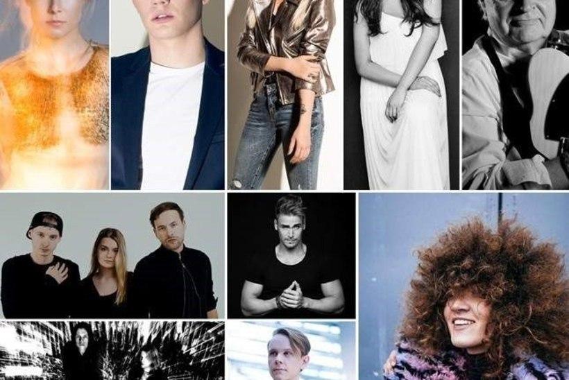 """SUUR ÜLEVAADE: """"Eesti laulu"""" esimeses poolfinaalis võistlevad Eurovisioni-hundid ning lood maailmaparandamisest ja headest sõpradest"""