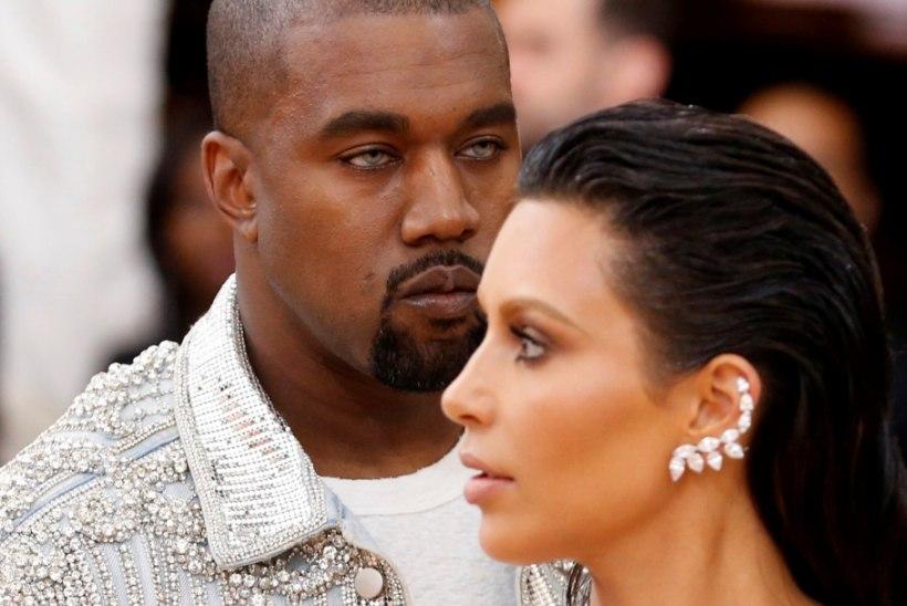 Ajakiri: Kim Kardashian tahab Kanyest lahutada