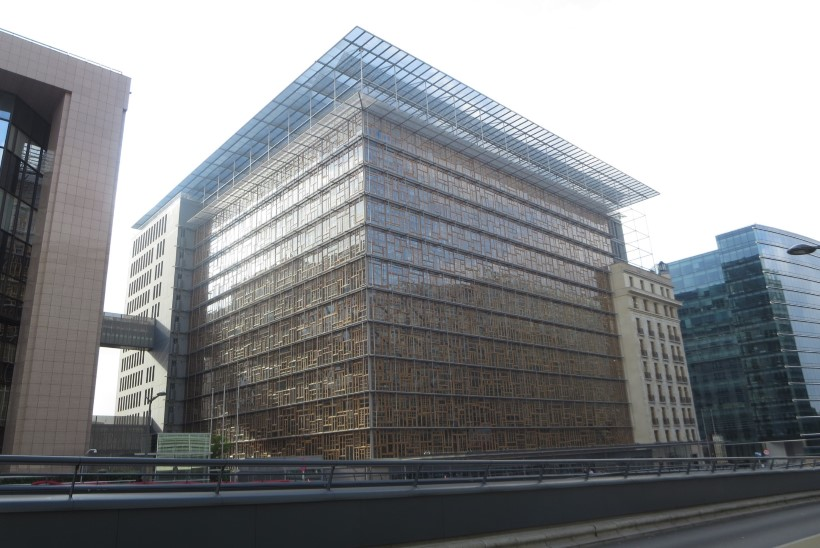 Brüsselis valmiv Euroopa hoone läheb maksma 321 miljonit eurot