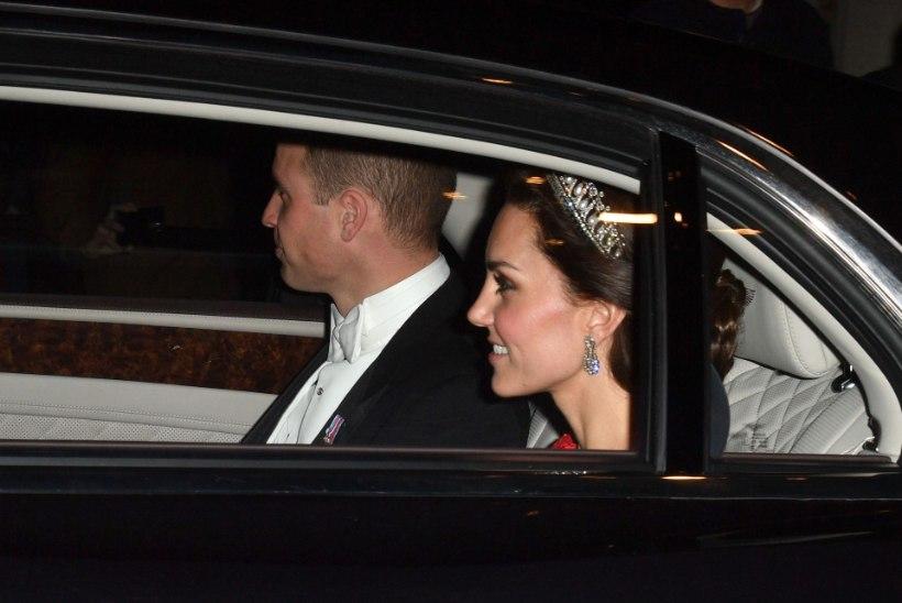IMELINE! Hertsoginna Catherine kandis printsess Diana lemmiktiaarat