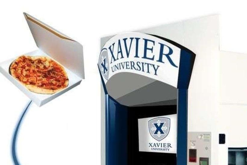 EUROOPLASED, KAS TEEME JÄRGI? Ameerikas pandi tööle pitsaautomaat