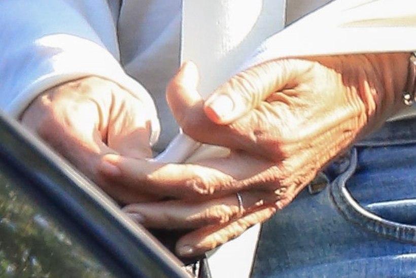 Mitte nõrganärvilistele! Cindy Crawfordi käed on kui raugal!