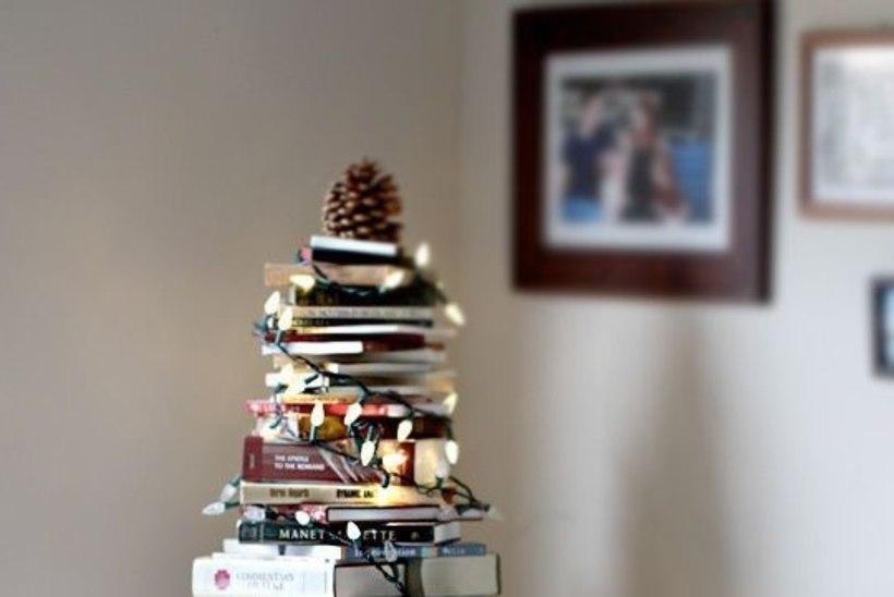 Jõulupuu ei pea olema okkaline ehk ideid hoopis teistsuguseks kuuseks