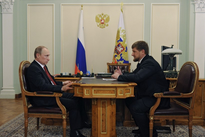 PROVOKATSIOON? Kadõrov avaldas video Kasjanovist läbi snaipri sihiku