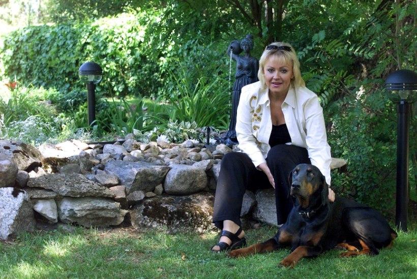 Anne Veski: sportliku elu jaoks on koer kõige parem