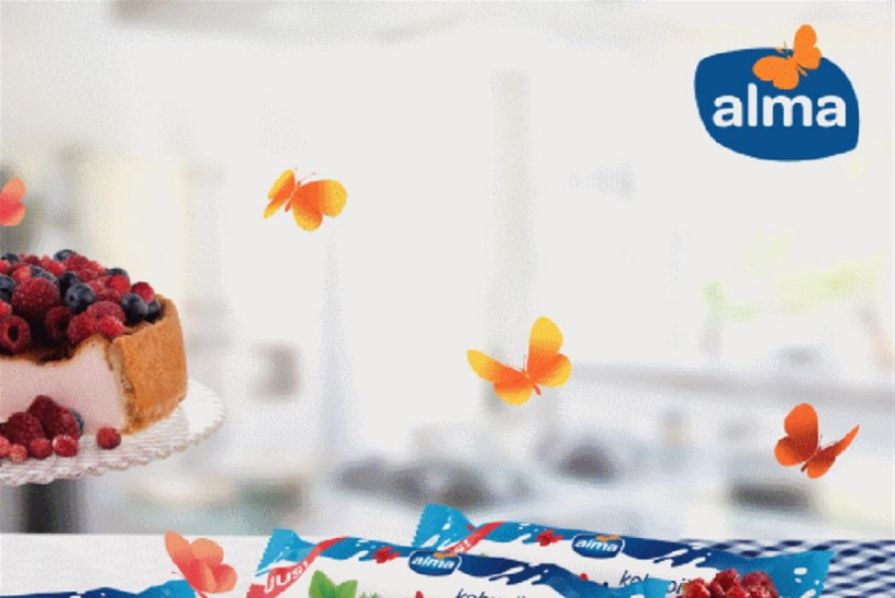 Alma otsib Eesti parimat kohupiimakooki