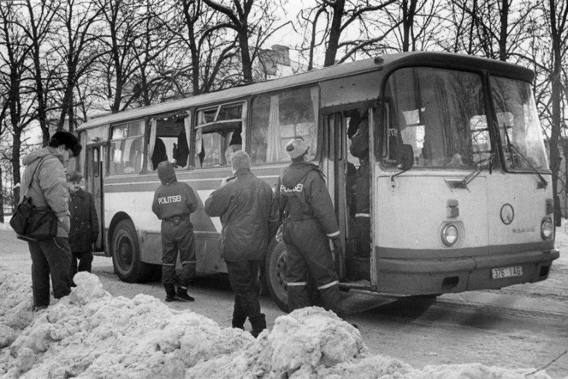 Õõvastav tapalugu 90ndatest ehk Kuidas sarimõrtsukas end Jõhvi koolibussis õhkis