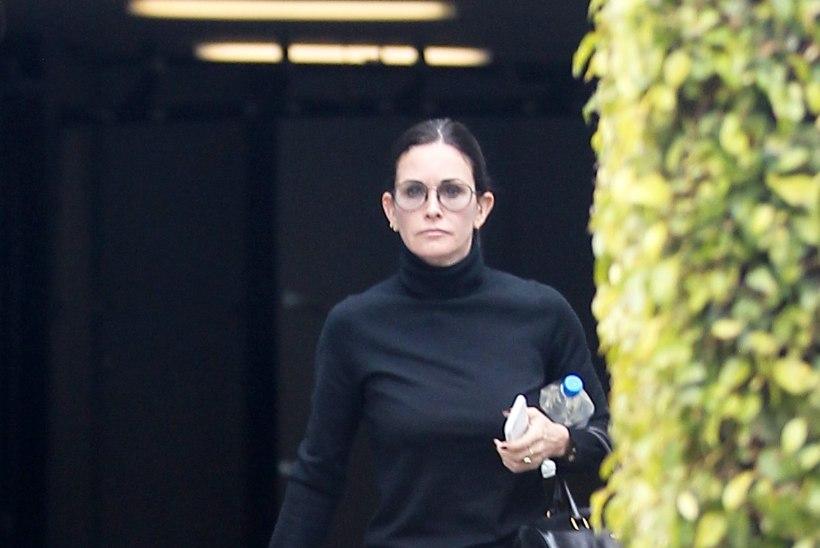 SA VAATA VAID   Nägu kattes aluspesu paljastav Patricia Arquette ja endaga hästi läbi saav Matthew Perry