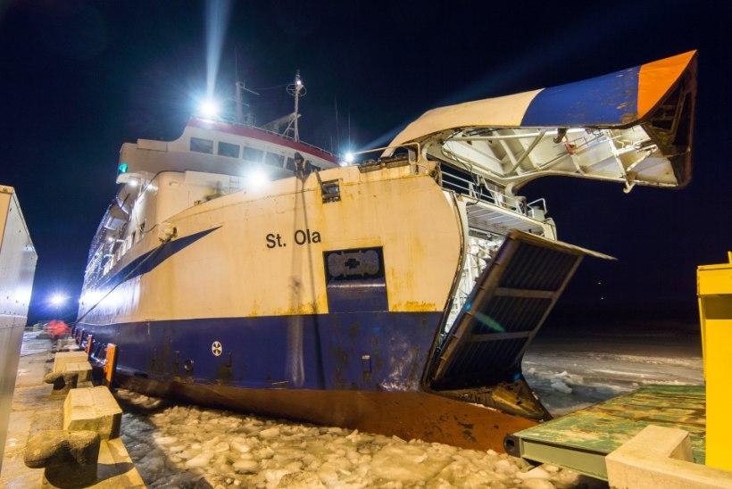 Hiiumaa liini iidsed laevad hoiavad kohaliku rahva närvid pingul
