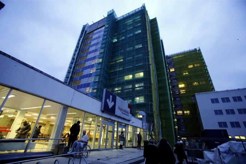 Patsientide ajutine külastuse keeld Lääne-Tallinna keskhaiglas laienes
