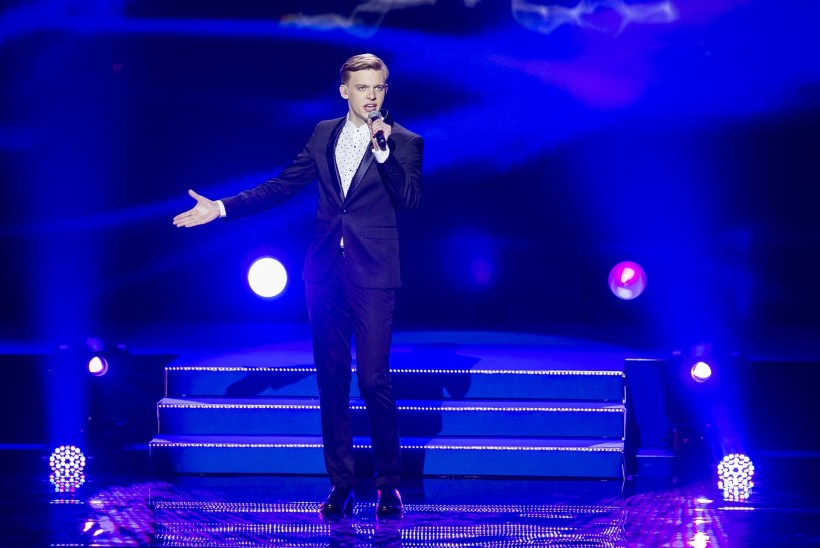"""FOTOD   Milline hurmur! Jüri Pootsmann osaleb saates """"Armastuse laul"""""""