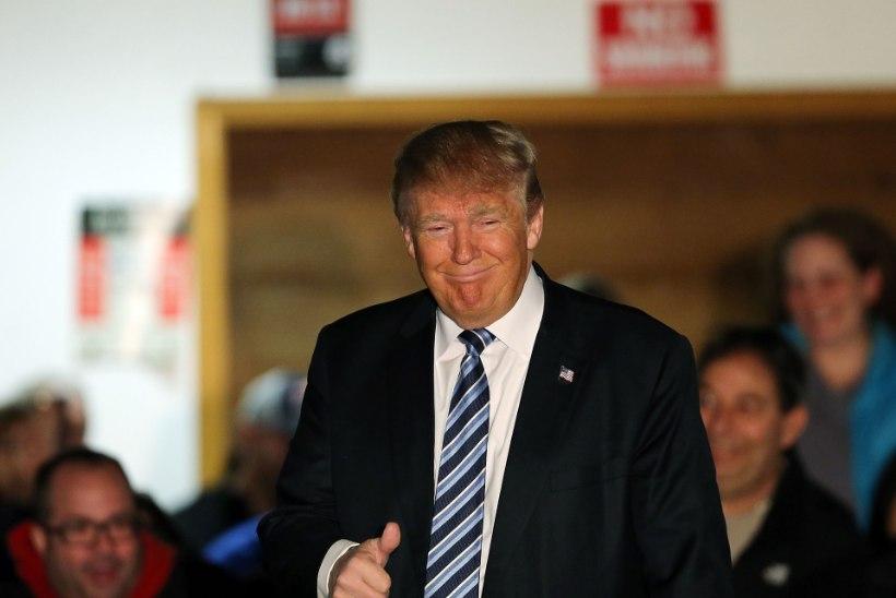 USA eelvalimistel juhivad Trump ja Sanders