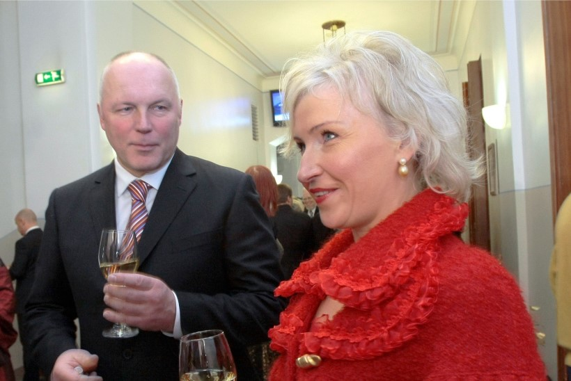 Kuidas tuvusid omal ajal Kristiina Ojuland ja Raimo Kägu?