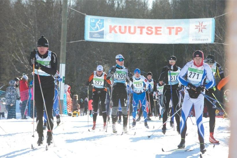 Indrek Kelk käis välja 15-miljonilise idee, kuidas päästa Tartu maratoni