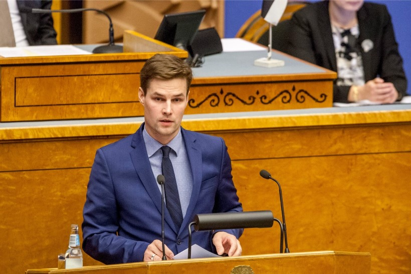 Kalle Palling: põlevkivi maksustamine on tulevikus paindlik