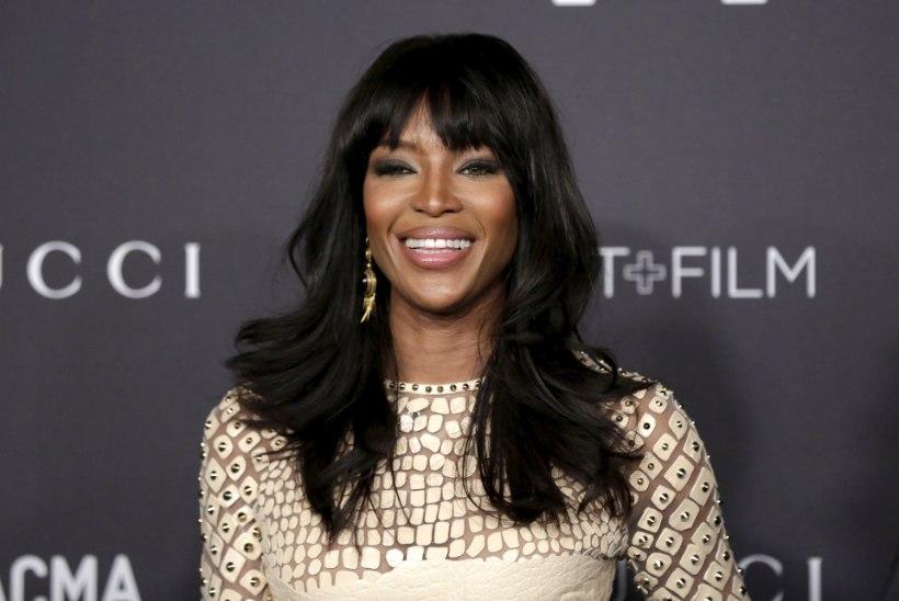 Naomi ajas filmistaari kooselu lõhki?