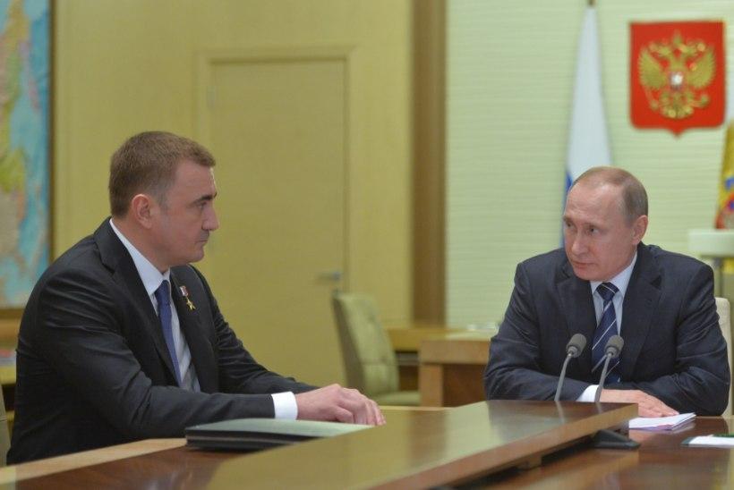 SPEKULATSIOON: Venemaa president Putin kasvatab endale järeltulijat