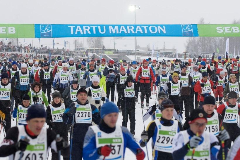 15 miljonit eurot ja Tartu maraton toimuks raudpoltkindlalt igal aastal!