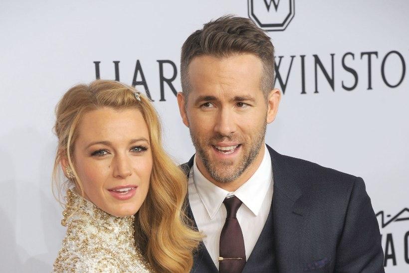 """Maailma seksikaim isa Ryan Reynolds: """"Oleks kihvt, kui mul oleks üheksa tütart!"""""""