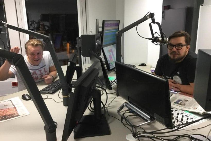 Kaidor Kahar: algul hirmutas mind raadiopuldi ees istumine
