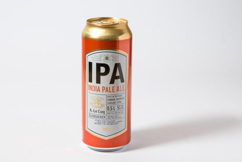 ÕHTULEHE TEST | A. Le Coqi uued õlled - kas humalat on liiga palju või vastupidi?