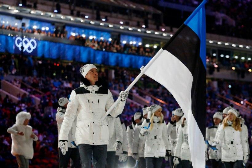 Indrek Tobreluts olümpial Eesti lipu kandmisest: ajasin vastu, aga see on tore meenutus!