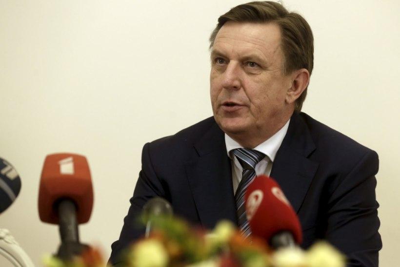 Läti uus peaminister lubas revolutsiooni mitte korraldada