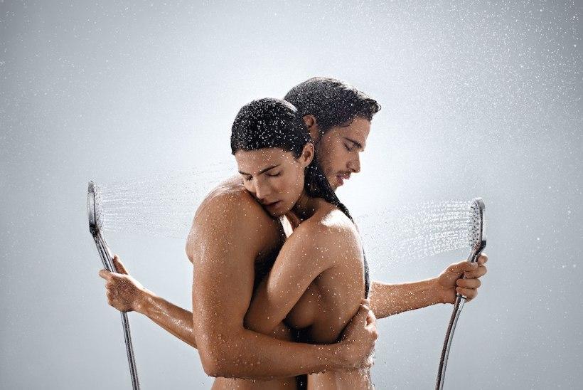 VÄRSKE KÜSITLUS: 47% inimestest käib koos partneriga duši all