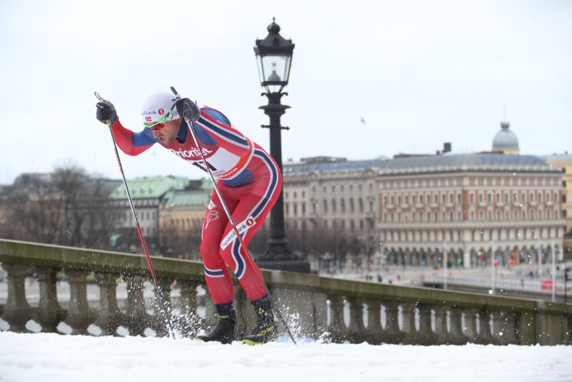 NORRA ÜLEMVÕIM ON IGAV: Stockholmi meeste klassikasprindi finaalis oli 4 norralast