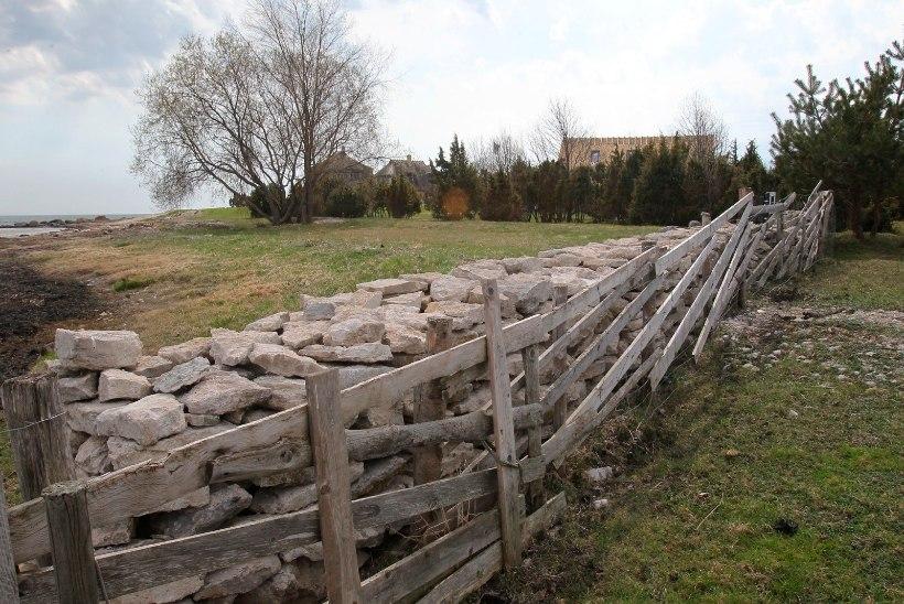 PRIA avab kiviaia taastamise toetuse taotlusvooru