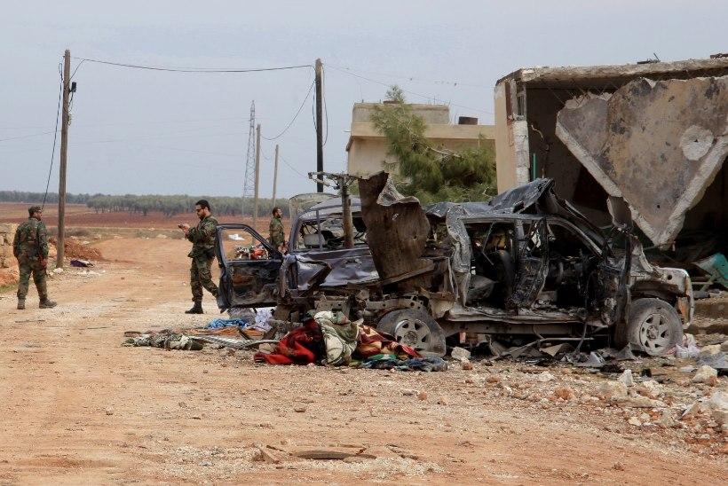 Suurriigid sõlmisid Süüria relvarahu kokkuleppe