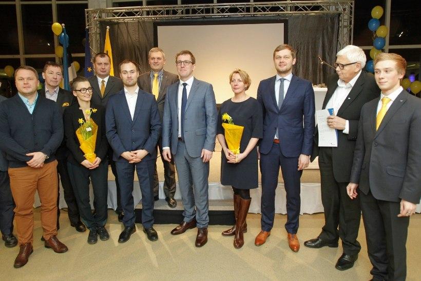 64de1c0567a GALERII | Reformierakond valis Tallinna piirkondadele uued juhid ...