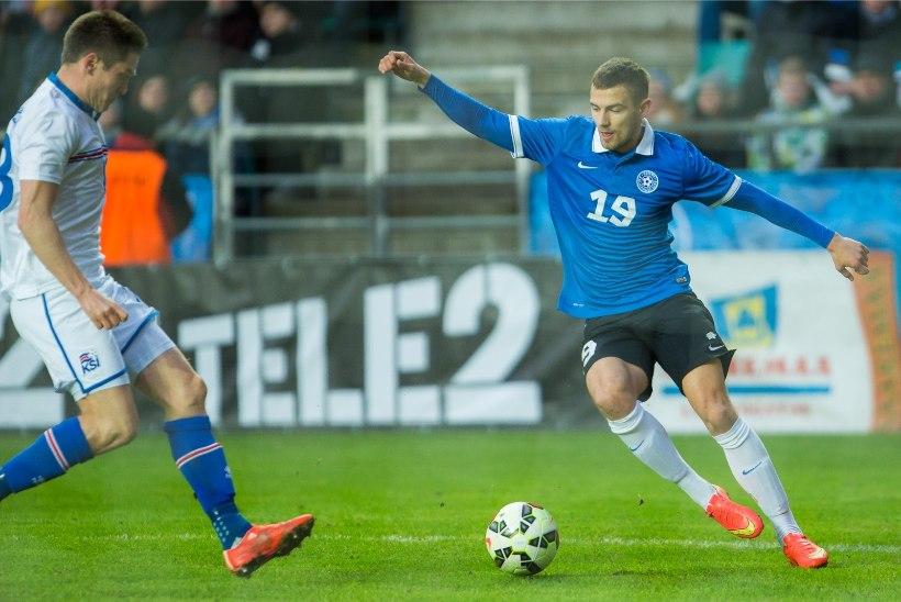 Ken Kallaste Poola-debüüt lõppes 0:3 kaotusega