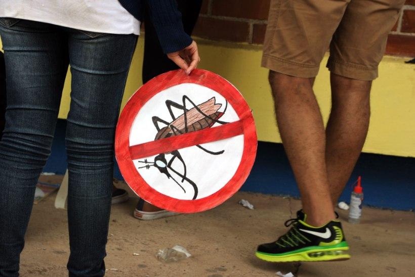 Venemaal registreeriti esimene Zika viirusega nakatunu