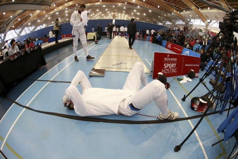 Epeemehed naasid MK-etapilt olümpiakohata: siiani on klomp kurgus!