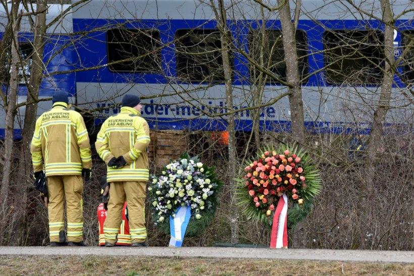 INIMLIK EKSITUS | Baieri rongiõnnetuse põhjustas signalisti hooletus