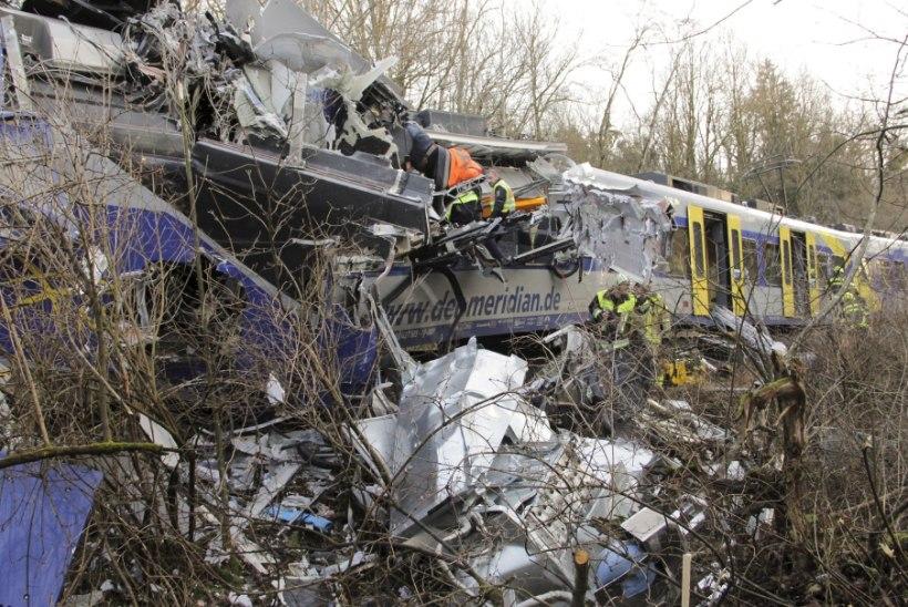 Rongiõnnetuse põhjus oli inimlik viga
