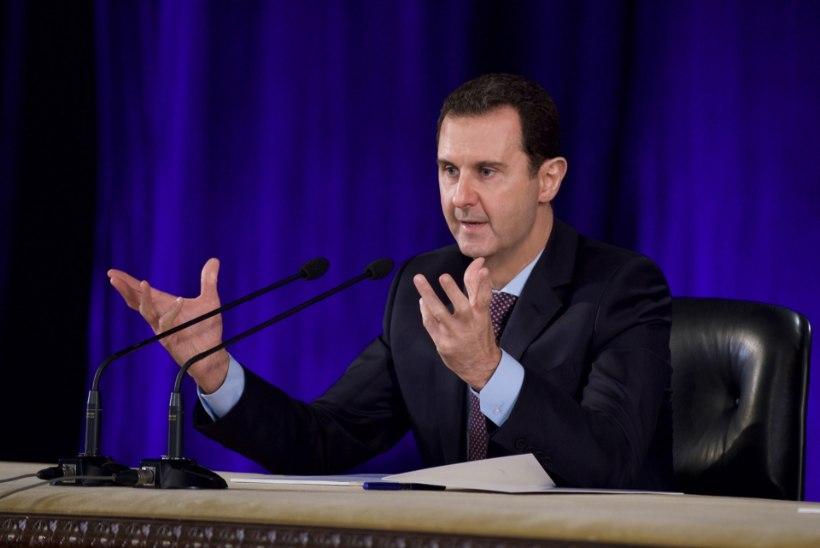 Prantsusmaa ja Türgi: rünnakud Põhja-Süüria haiglatele on sõjakuriteod