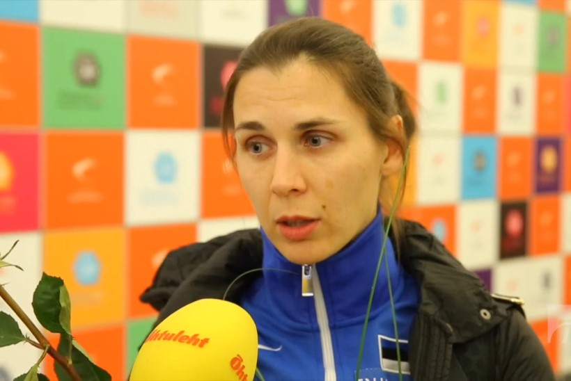 ÕHTULEHE VIDEO | Irina Embrich olümpiapiletist: selline tunne, et see on uni