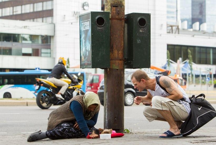 Aastal 2014 elas suhtelises vaesuses iga viies Eesti elanik
