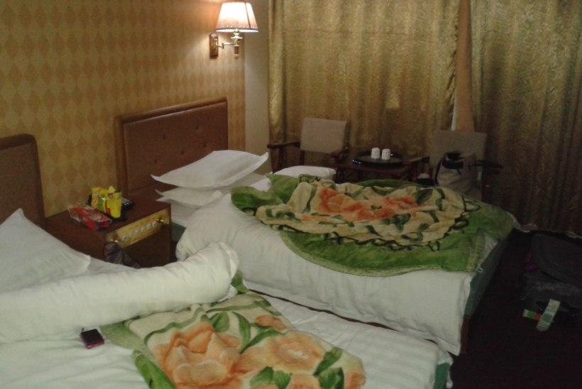 Põhja-Korea lood, 7. osa: hotellitoas on jubedalt külm, pole sooja vett ja elekter kaob